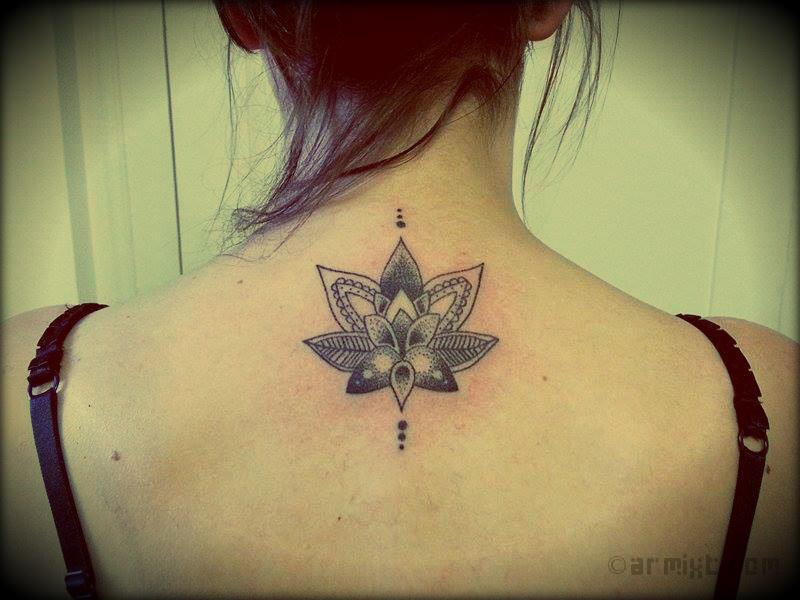 Handpoke Tattoo Armixt