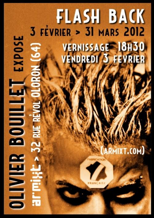 Exposition FLASH BACK | Olivier Bouillet