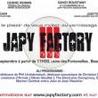 Japy Factory 2011: Invitation