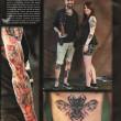 Tatouage magazine - septembre octobre 2014 - convention tattoo pau